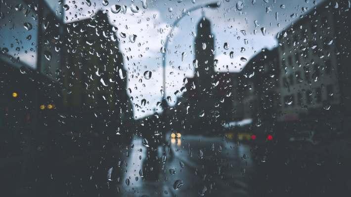 Mundo hipatético de Amanda - Chuva de inverno